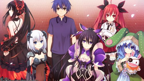 Date A Live: Rio Reincarnation Arrives on PlayStation 4 Mid-June