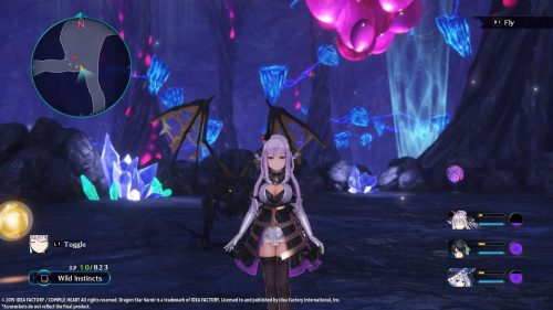 New Dragon Star Varnir Screenshots Released