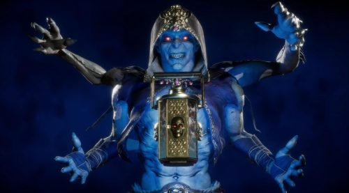 Mortal Kombat 11 Introduces the Kollector
