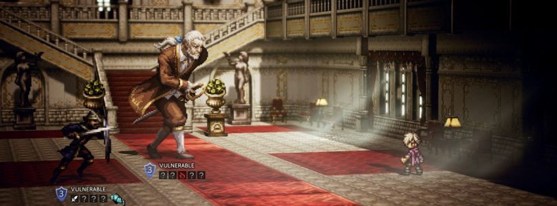 Octopath Traveler Launches on Steam