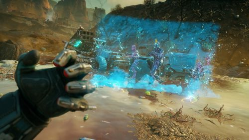 Rage 2 Trailer Pits Everything Against You
