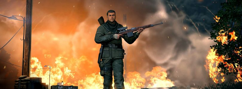 Sniper Elite V2 Remastered Launch Trailer Released