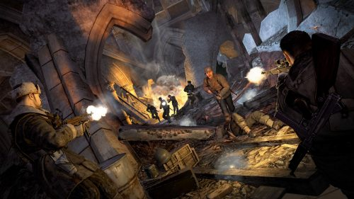 Sniper Elite V2 Remastered Launching on May 14th