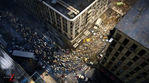 World War Z Free on the Epic Game Store until April 2