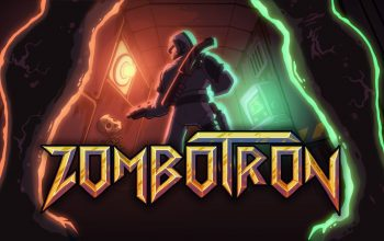 Platform Shooter Zombotron Released on PC