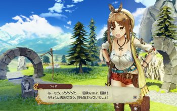 Atelier Ryza Localization News Coming June 27