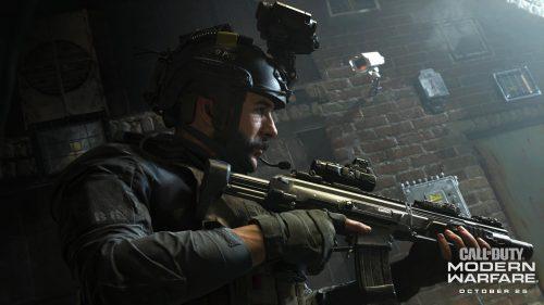 Call of Duty: Modern Warfare Releasing Worldwide on October 25