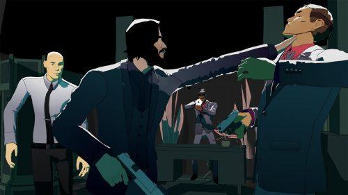 "John Wick Hex Video focuses on ""Gun-Fu"""