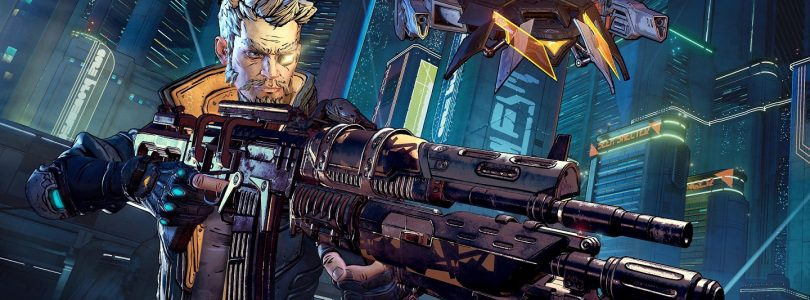 Borderlands 3 Introduces Zane in New Trailer