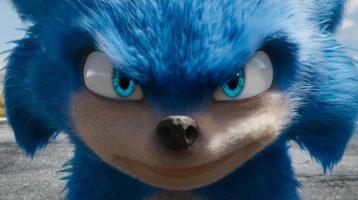 Sonic the Hedgehog Movie Debut Trailer