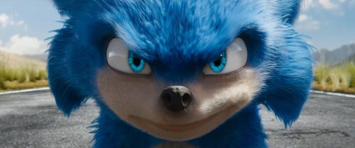 Sonic the Hedgehog Movie Debut Trailer