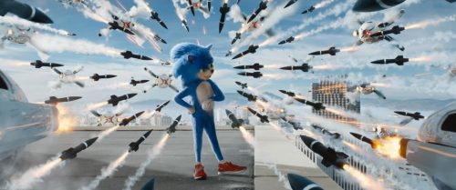 Sonic The Hedgehog Movie Director States Sonic Design Will be Changed