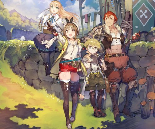 Atelier Ryza: Ever Darkness & the Secret Hideout Heads West Late October