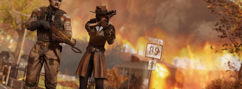 Fallout 76 'Wastelanders' Expansion Launching in the Fall