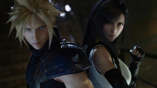 Final Fantasy VII Remake Reveals Tifa, Details Combat