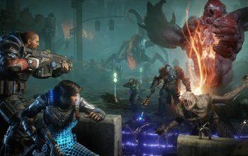 Gears 5 Versus Multiplayer Technical Test Begins Today