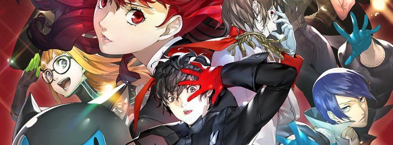 Persona 5 Royal English Dub Previewed