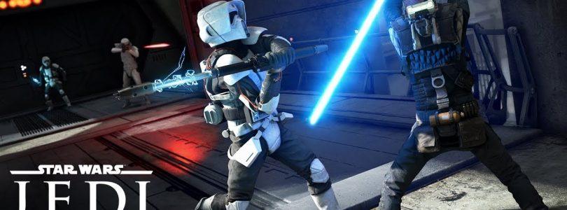 Star Wars Jedi: Fallen Order Gameplay Reveal