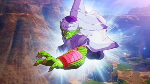 Dragon Ball Z: Kakarot Screenshots Highlight Gohan, Piccolo, and Vegeta