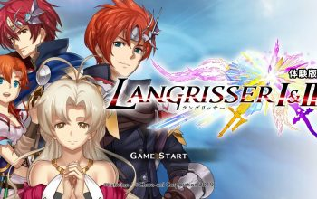 Langrisser I & II Demo Announced for Planned Platforms