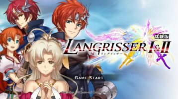Langrisser I & II Demo Announced for Planned Platforms