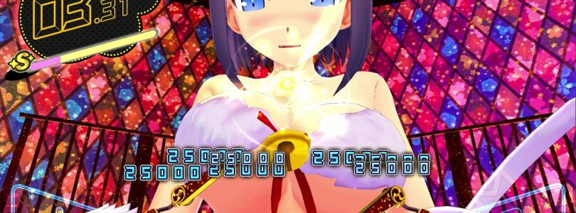 Senran Kagura: Peach Ball Launches on Switch with New Trailer