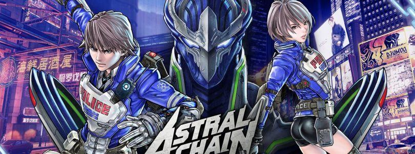 Astral Chain Overview Trailer