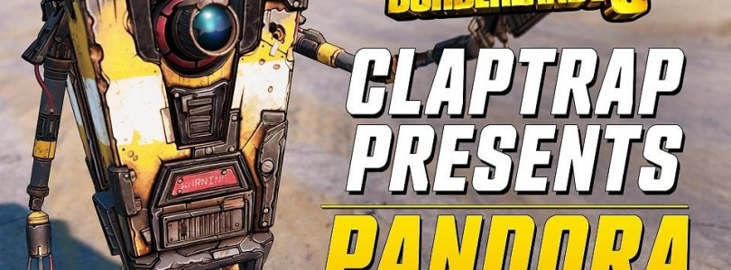 New Claptrap Presents Series Breaks Down Borderlands 3