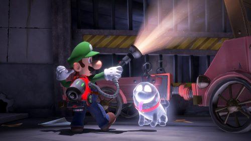 Luigi's Mansion 3 Releasing on October 31