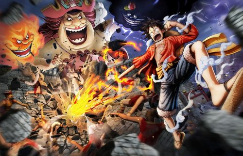 One Piece: Pirate Warriors 4 Announced for 2020