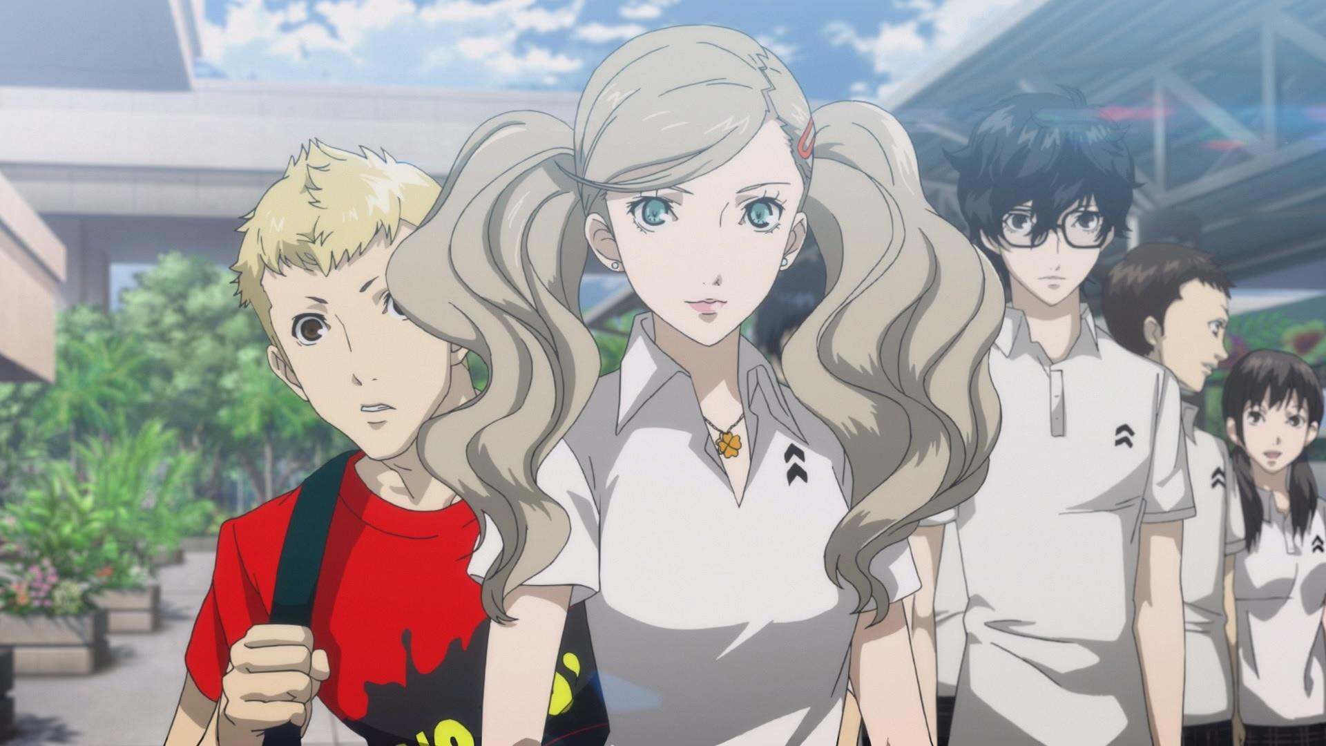 Persona 5 Royal Trailer Introduces Ann Takamaki – Capsule