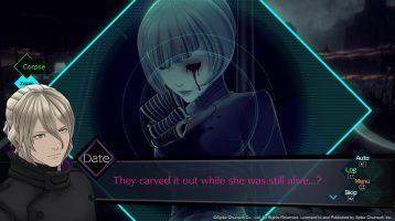 AI: The Somnium Files New Screenshots Focus on Victim Renju Okiura