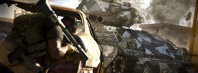 Call of Duty: Modern Warfare Multiplayer Reveal Trailer