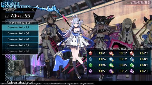 Mary Skelter 2 Launching in North America on October 22