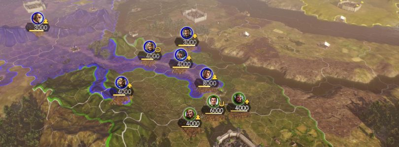 Romance of the Three Kingdoms XIV Reveals Opening Video