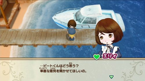 Story of Seasons: Friends of Mineral Town Screenshots Highlight Mary, Elli, and More
