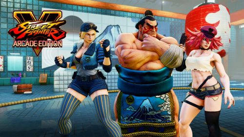 Street Fighter V: Arcade Edition Brings Poison, E. Honda, and Lucia on August 4