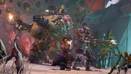New Borderlands 3 Trailer and Proving Ground Mode Revealed at Gamescom