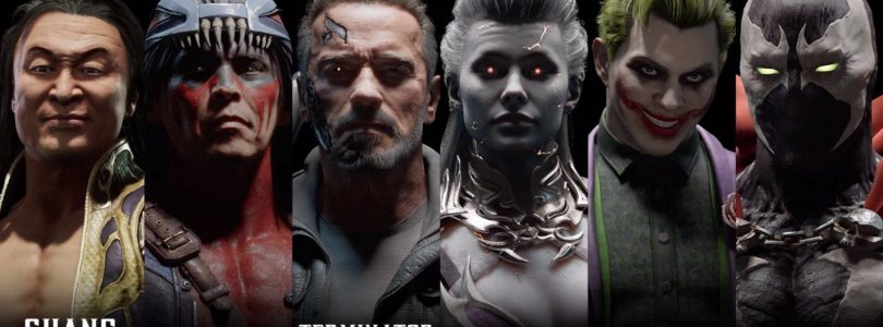 Mortal Kombat 11 Kombat Pass Adds Terminator T-800 and Joker