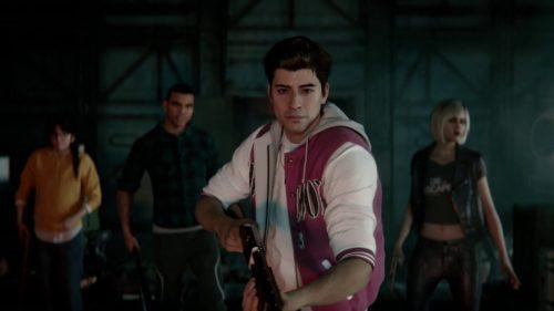 Project Resistance Teaser Trailer Released