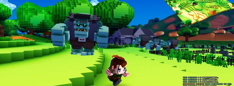 Cube World Launching on Steam in September/October