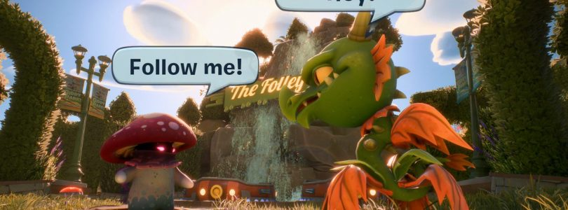 Plants vs. Zombies: Battle for Neighborville Announced for October