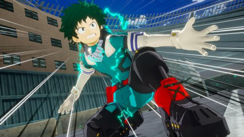 My Hero One's Justice 2 Launching in 2020