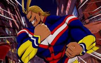 My Hero One's Justice 2 Screenshots Focus on Mirio, Shigaraki, and All Might