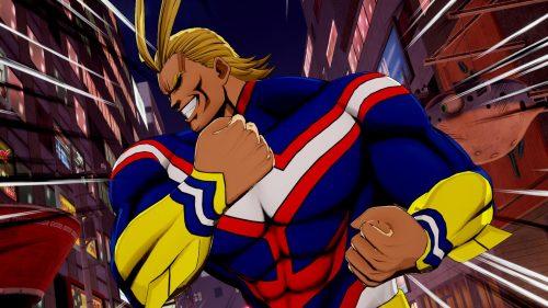 My Hero One's Justice 2 Screenshots Focus on Mirio, Shigaraki, and All Might