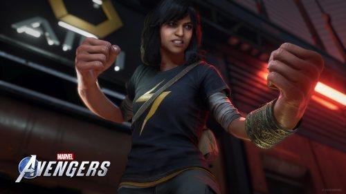Kamala Khan Joins Marvel's Avengers