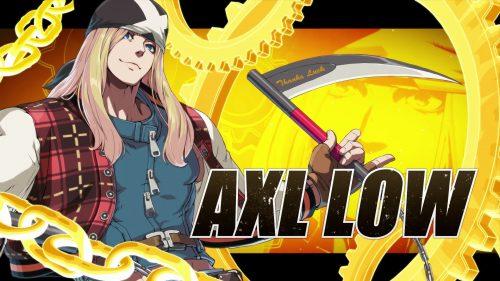 New Guilty Gear Trailer Focuses on Axl Low