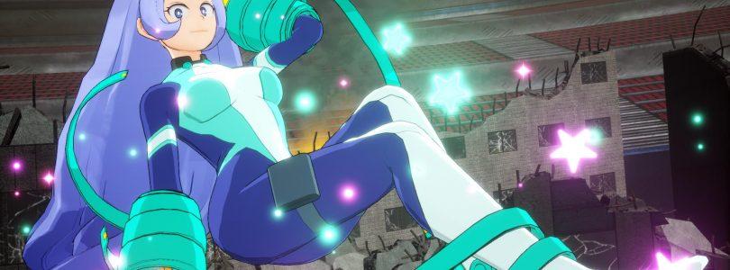 My Hero One's Justice 2 Screenshots Highlight Nejire Hado and Tamaki Amajiki