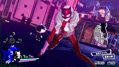 Persona 5 Scramble: The Phantom Strikers Joker Trailer