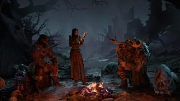 Diablo IV Revealed for Xbox One, PlayStation 4, and PC